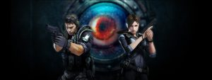 Resident Evil Revelations Chris Redfield et Jill Valentine