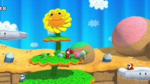 Yoshi Woolly World Coopération