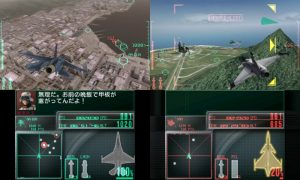 Ace Combat Assault Horizon Legacy Gameplay