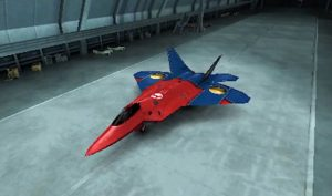 Ace Combat Assault Horizon Legacy Plus Avion Skin Mario