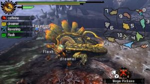 Monster Hunter 4 Ultimate Gameplay