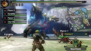 Monster Hunter 4 Ultimate Multijoueur
