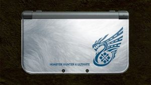 Monster Hunter 4 Ultimate New Nintendo 3DS XL collector