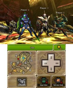 Monster Hunter 4 Ultimate Nintendo 1