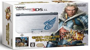 Monster Hunter 4 Ultimate Pack New Nintendo 3DS XL japonais