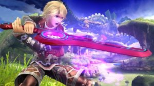 Shulk The power of monado