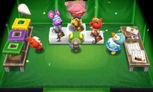 Animal Crossing New Leaf Résultats concours