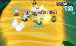Pokémon Rumble World Gameplay