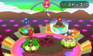 Pokémon Rumble World Mongolfières