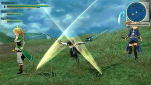 SAO Lost Song Gameplay 1
