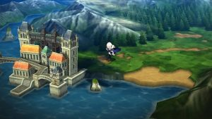 Bravely Second Graphismes 1