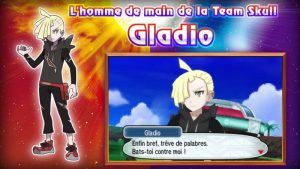 Pokémon Soleil.Lune Trailer 13 Team Skull Gladio